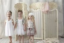 girl's party ideas / I have two little boys but I'd really like to plan a party for a little girl. / by Sharon Garofalow