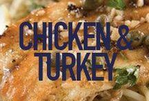 Chicken & Turkey / by Sandra Lee