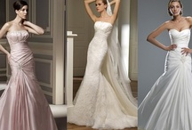 Bridal Gowns / Formal Wear / by Shirley Flores