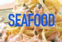 Seafood / by Sandra Lee