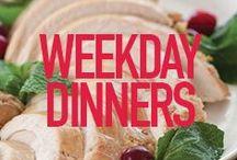 Weekday Dinner Ideas / by Sandra Lee