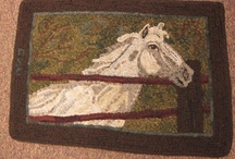 Rug Hooking / Rug Hooking - a wonderful, traditional art. / by The Hen House Quilt Shop
