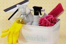 CLEAN IT / by Emily B