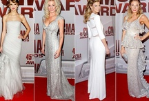CMA Awards Red Carpet Fashion
