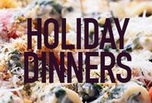 Hearty Holiday Dinners / by Sandra Lee