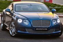 A PASSION FOR BENTLEY