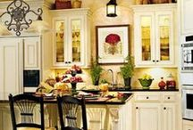 ~ Kitchens ~ / by Decorate Beyond the Front Door