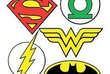 (Super) Hero Worship / The Man of Steel - Superman / by Bettys Attic