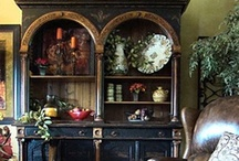 ~ Display Hutch ~ / by Decorate Beyond the Front Door