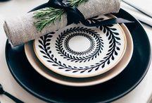Setting The Table / by Lani Espinosa-Blanco