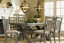 DECORATE DINING TABLES & CHAIRS / by Emily B