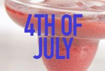 July 4th Recipes / by Sandra Lee