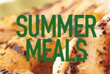 Summer Meals / by Sandra Lee