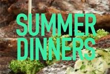 Summer Dinners / by Sandra Lee