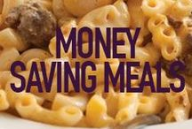 Money Saving Meals / by Sandra Lee