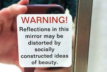 Beauty Redefined. / You create beauty with your attitude, your behavior, and your actions. It's all up to you. / by yssa