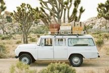 outdoor adventures | roadtrips | camping / by Archives Vintage