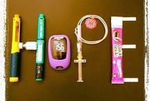 T1D / Type 1 Diabetic. / by Marielle Hill