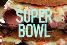 Super Bowl Time / by Sandra Lee
