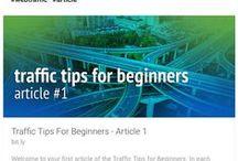 Internet Marketing Articles / Blog posts about internet marketing including Twitter Strategies, Facebook Marketing, optimizing LinkedIn, Pinterest Pinning Planning and more...