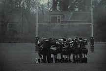 Rugby / by Logan Bridges
