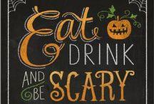 ✮ Halloween 2016 ✮ / Invites, decor, food and drink inspiration.