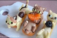nom / adorable pet themed nommies
