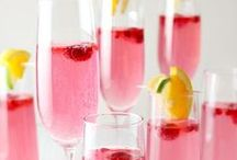 DELICIOUS COCKTAILS / Cocktail recipes for all occasions. #cocktails #drinks #beverages #happyhour