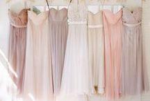 Bridesmaid Dresses / by Sandra Lee