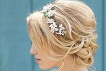 Wedding Hair and Makeup / by Sandra Lee