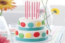 Birthday Cakes / by Sandra Lee