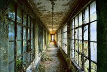 Abandoned Places & Urban Exploring