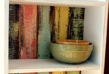 The crafty stuff!! / by Hannah Finley