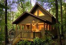 My Dream Cabin / by Linda Buechler