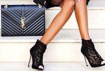 Heel Thyself / The shoe must-haves