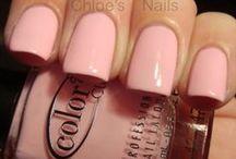 Manis, Pedis, Nail Art / Nail technician stuff: fave nail art, colors, and polish brands