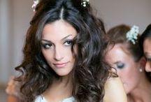Wedding Hair / by Stacey Jones-Wedding Designer