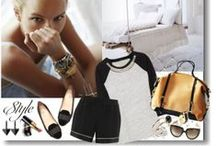 Polyvore / The sets & the collections