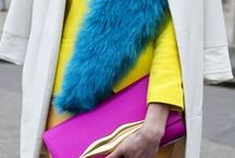 Color Block / Color collaborations that make you go.....ooohhhh