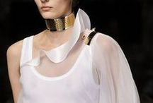 Attention To Detail / Haute couture fashion detailing
