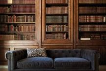 The Library / by Lori Woodall