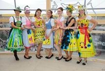 125. Bayerisches Zentral-Landwirtschaftsfest / Alle 4 Jahre findet das bayerische Zentral-Landwirtschaftsfest zum Oktoberfest statt. 2012 ist das Jubiläumsjahr