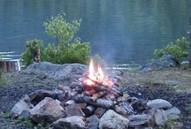 Camping-my very favorite thing! / by Linda Buechler