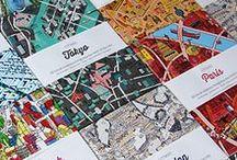 Guide Map Design