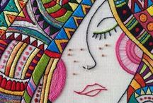 Embroidery / by Amy Nolen