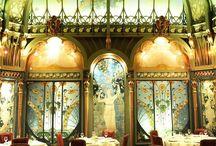 Art Nouveau アールヌーボー / エミール・ガレやルネ・ラリックなどの作品が好きで集めてみました。アルフォンス・ミュシャは別ボードです。