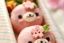 Bento Lunch キャラ弁 / こんな素敵なお弁当が作れたら…そんな夢を込めて❤️ 皆さんのお弁当に癒されます♪