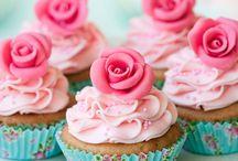 Cupcakes カップケーキ / カップケーキのデザインってこんなに豊富なんですね〜 素晴らしいです〜