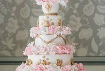 Wedding cake ウエディングケーキ
