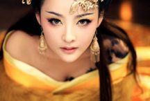 Chinese Dress 中国風ドレス